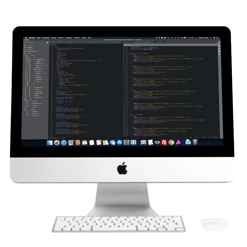 Apple-iMac-Coding